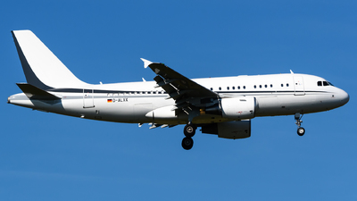 D-ALXX - Airbus A319-115(CJ) - K5 Aviation