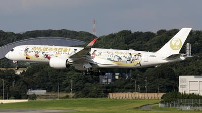JA06XJ - Airbus A350-941 - Japan Airlines (JAL)