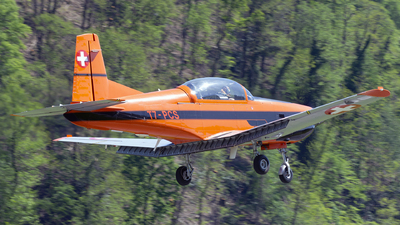 T7-PCS - Pilatus PC-7 - Private