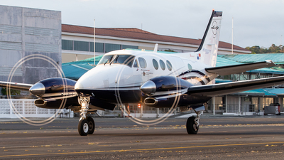 A picture of HP20AAD - Beech C90B King Air - [LJ1373] - © Moises Moreno