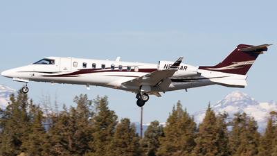 N575AR - Bombardier Learjet 75 - Private