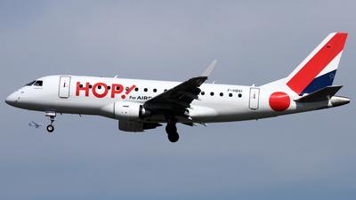 F-HBXI - Embraer 170-100STD - HOP! for Air France