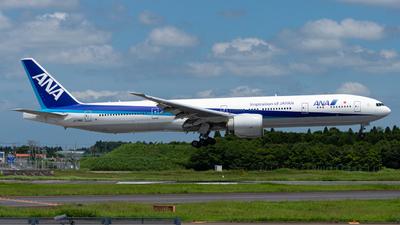 JA786A - Boeing 777-381ER - All Nippon Airways (ANA)