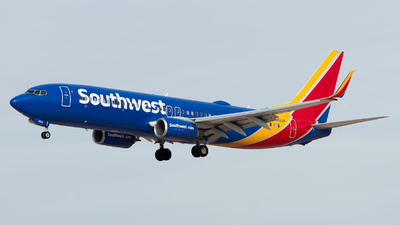 N8522P - Boeing 737-8H4 - Southwest Airlines