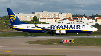 A picture of EIEFI - Boeing 7378AS - Ryanair - © Rui Marques