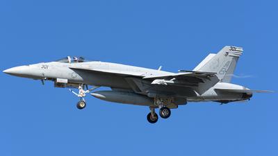 169646 - Boeing F/A-18E Super Hornet - United States - US Navy (USN)