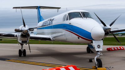 A picture of N718AF - Beech 1900C - Ameriflight - © eastex.aviation