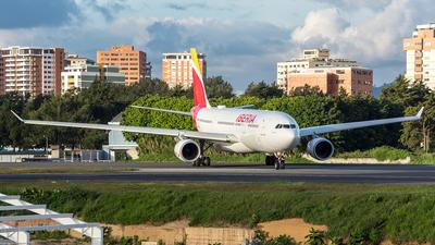 EC-MJT - Airbus A330-202 - Iberia