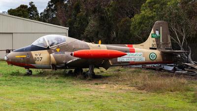 1107 - British Aircraft Corporation BAC 167 Strikemaster - Saudi Arabia - Air Force