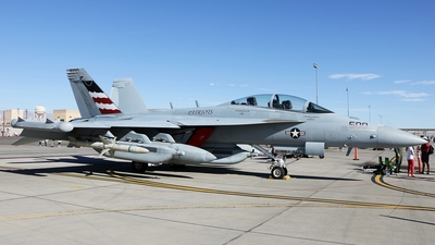 168375 - Boeing EA-18G Growler  - United States - US Navy (USN)