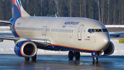 A picture of VPBCD - Boeing 7378LJ - Aeroflot - © Anna Timofeeva
