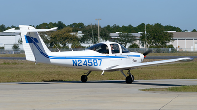 N24587 - Piper PA-38-112 Tomahawk - Private