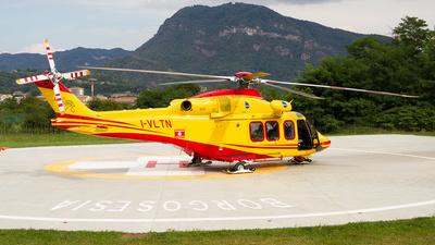 A picture of IVLTN - Leonardo AW139 - Babcock MCS Italia - © Paolo Maggiolo