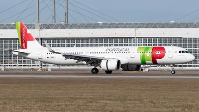 A picture of CSTJJ - Airbus A321251N - TAP Air Portugal - © Maximilian Haertl