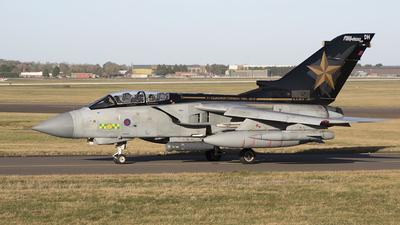 ZD716 - Panavia Tornado GR.4 - United Kingdom - Royal Air Force (RAF)