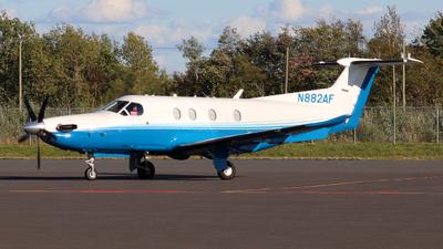 N882AF - Pilatus PC-12/47E - PlaneSense