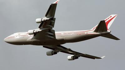 VT-AIM - Boeing 747-433(M) - Air India