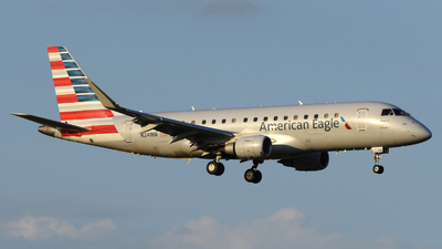 A picture of N241NN - Embraer E175LR - American Airlines - © DJ Reed - OPShots Photo Team