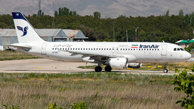 A picture of EPIEE - Airbus A320211 - Iran Air - © Ali Arsalani
