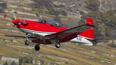 A-930 - Pilatus PC-7 - Switzerland - Air Force