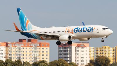 A6-FDZ - Boeing 737-8KN - flydubai