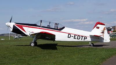 D-EDTP - Zlin 526 - Private