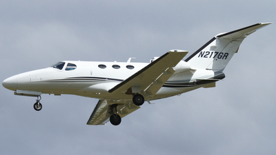 N217GR - Cessna 510 Citation Mustang - Private