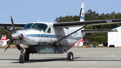 A picture of N121HA - Cessna 208B Grand Caravan - Redding Aero Enterprises - © Taylor Kim