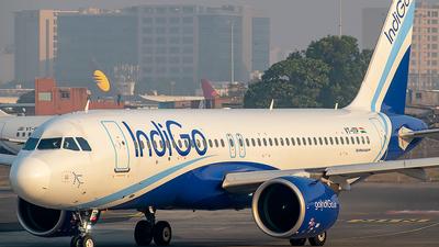 A picture of VTITP - Airbus A320271N - IndiGo - © Sanskar nawani
