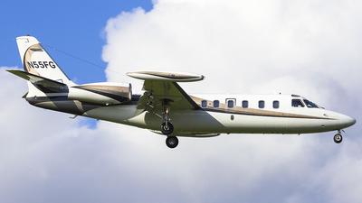 N55FG - IAI 1124 Westwind - Private