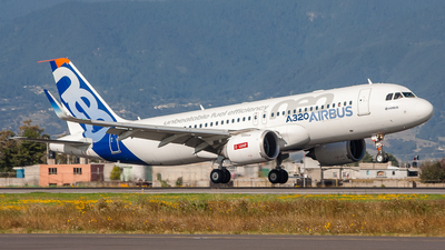 F-WNEW - Airbus A320-251N - Airbus Industrie