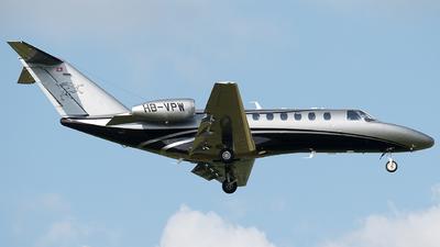HB-VPW - Cessna 525B CitationJet CJ3+ - Calanda Wings