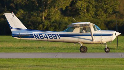 N94891 - Cessna 152 - Solo Aviation