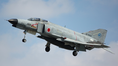 87-8409 - McDonnell Douglas F-4EJ Phantom II - Japan - Air Self Defence Force (JASDF)