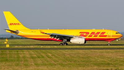D-ALMD - Airbus A330-243F - DHL (European Air Transport)
