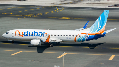 A6-FDO - Boeing 737-8KN - flydubai
