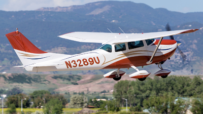 N3289U - Cessna 182F Skylane - Private