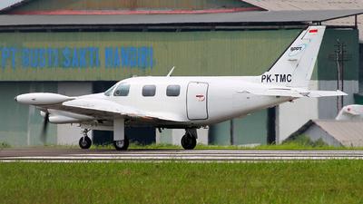 PK-TMC - Piper PA-31T Cheyenne II - Badan Pengkajian dan Penerapan Teknologi (BPPT)
