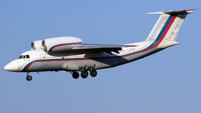 RF-72979 - Antonov An-72 - Russia - Ministry of Interior