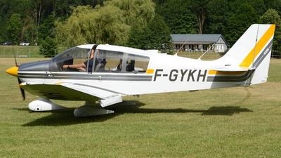 F-GYKH - Robin DR400/140B Major - Aero Club - Bearn