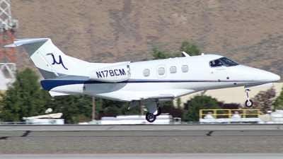A picture of N178CM - Embraer Phenom 100 - [50000178] - © Nate Morin