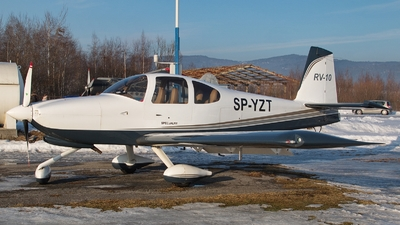 SP-YZT - Vans RV-10 - Private