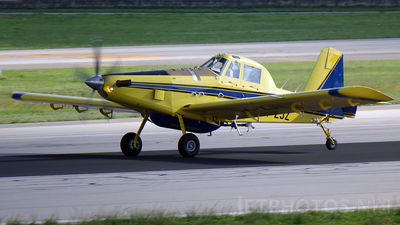 A picture of VHZJZ - Air Tractor AT802 - [8020378] - © Buzu
