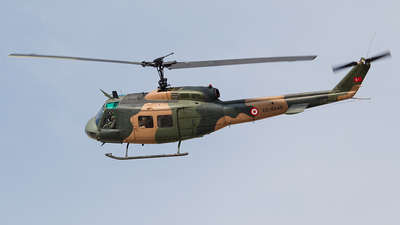 69-15649 - Bell HH-1H Iroquois - Turkey - Air Force