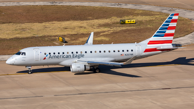 A picture of N257NN - Embraer E175LR - American Airlines - © Sweet Potato
