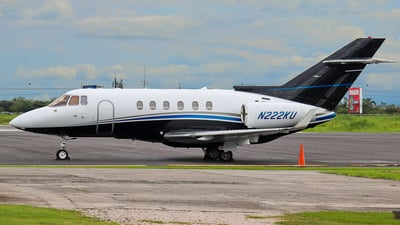 N222KU - Hawker Beechcraft 800XP - Private