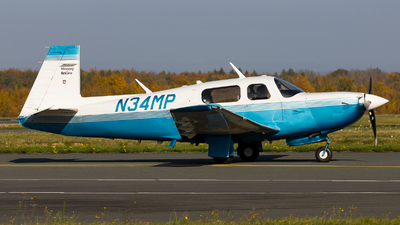 N34MP - Mooney M20K - Private