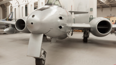 WK991 - Gloster Meteor F.8 - United Kingdom - Royal Air Force (RAF)