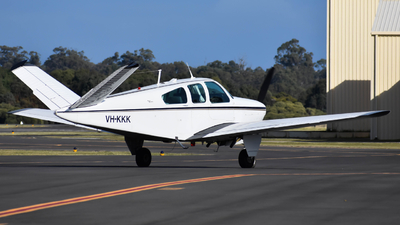 VH-KKK - Beechcraft S35 Bonanza - Private
