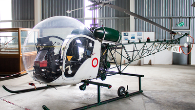 AS7201 - Agusta-Bell AB-47G-2 - Malta - Armed Forces